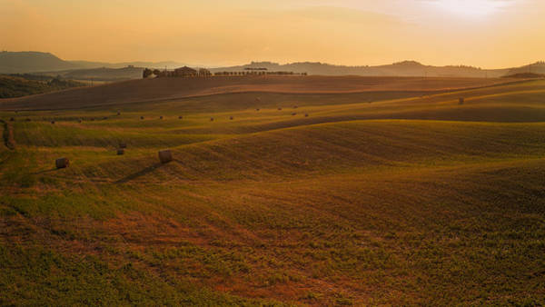 Photograph - Tuscany - Rolling by Francesco Emanuele Carucci