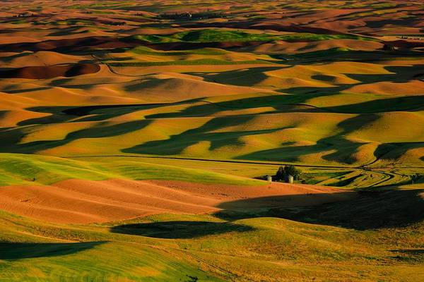 Photograph - Rolling Hills Of Time by Gene Garnace