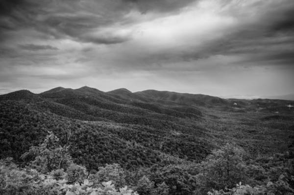 Photograph - Rolling Hills Of North Carolina by Carolyn Marshall