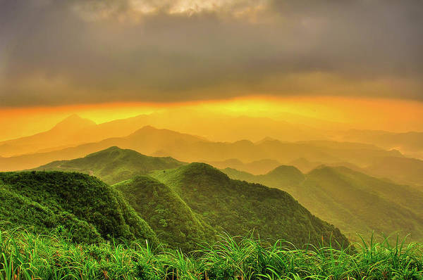 Taiwan Photograph - Rolling Hills by Taiwan Nans0410