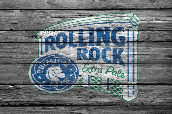 Wall Art - Photograph - Rolling Rock by Joe Hamilton