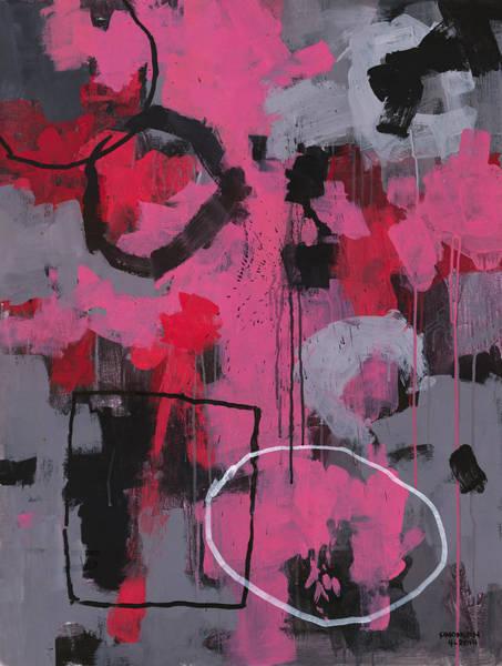 Wall Art - Painting - Rolling The Big Wheel by Douglas Simonson