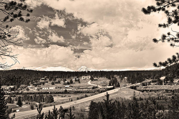 Photograph - Rollinsville Colorado Small Town 181 by James BO Insogna