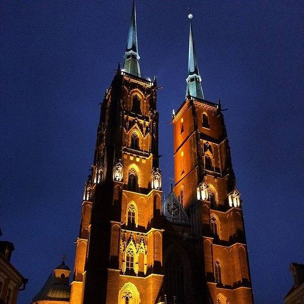 Japan Photograph - #roman #catholic Archdiocese Of Gniezno by Ryoji Japan
