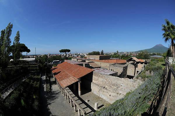 Wall Art - Photograph - Roman Ruins by Pasquale Sorrentino