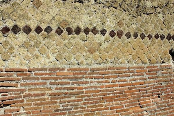 Roman Wall Photograph - Roman Wall by Tony Craddock/science Photo Library