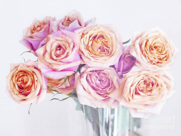 Wedding Bouquet Photograph - Romantic Bouquet by Irina Wardas