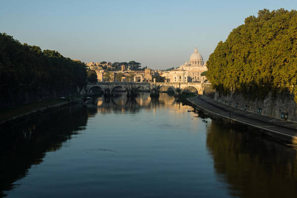 Photograph - Rome Waking Up by Georgia Mizuleva