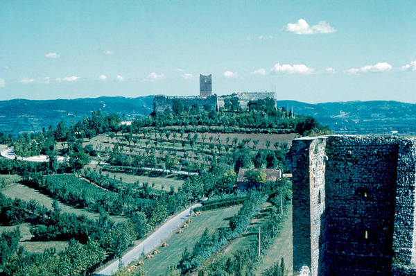Romeo Castle 1962 Art Print by Cumberland Warden