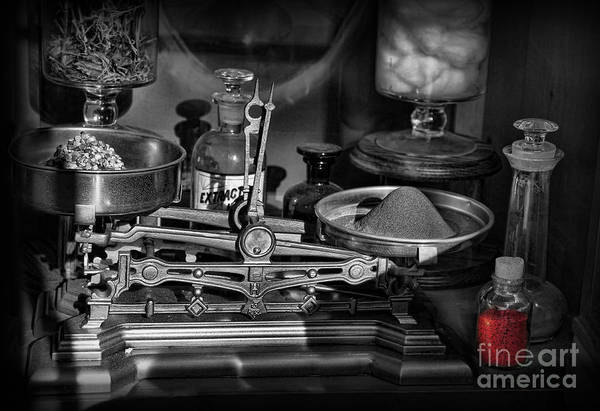 Wicca Photograph - Romeo's Elixir Of Death by Lee Dos Santos