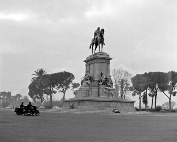 Photograph - Rome's Keepers by Emanuel Tanjala
