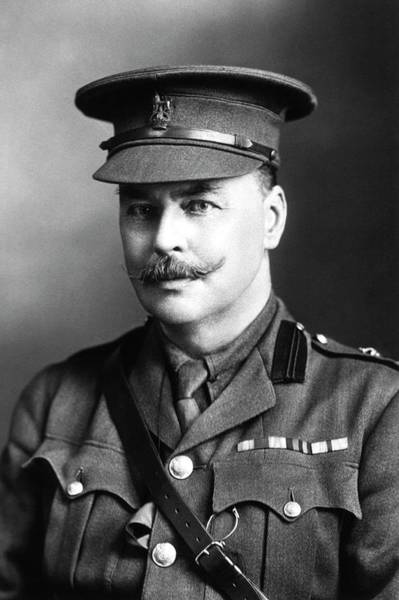 First Officer Photograph - Ronald Ross by National Library Of Medicine