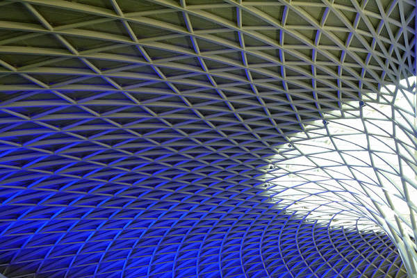 Photograph - Roof Of Kings Cross by Pat Moore