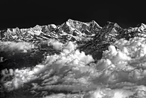 Nepal Photograph - Roof Of The World by Steve Harrington