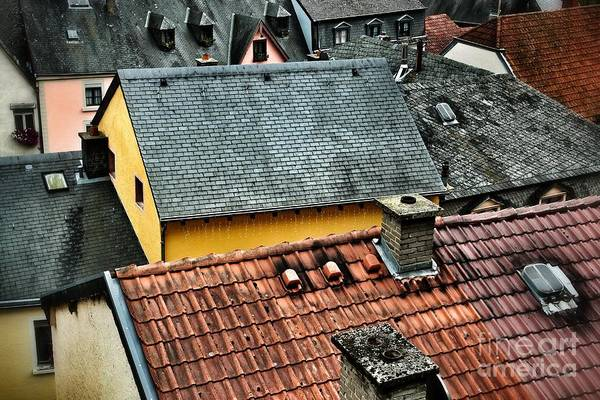 Photograph - Rooftops by Nick  Biemans
