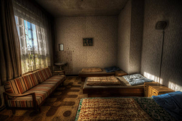Apparition Digital Art - Room 13 by Nathan Wright