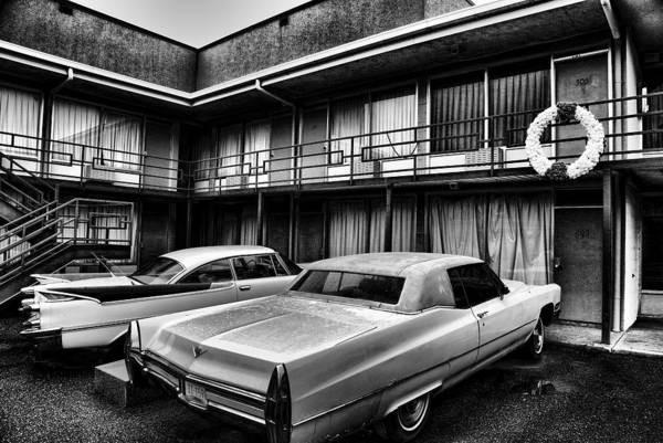 Luther Photograph - Room 306 At The Lorraine Hotel by Stephen Stookey