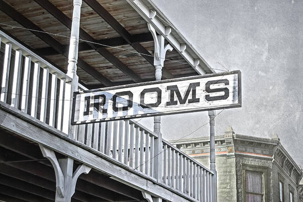 Photograph - Rooms by Judy Hall-Folde