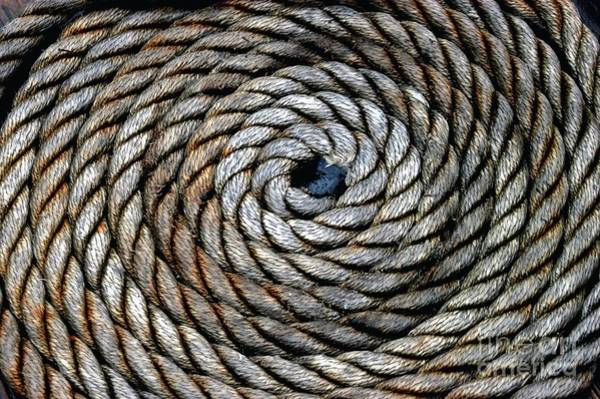 Photograph - Rope by Joseph Yarbrough