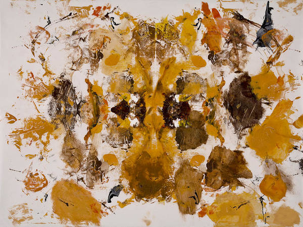 Painting - Rorschach Test 2 by Darice Machel McGuire