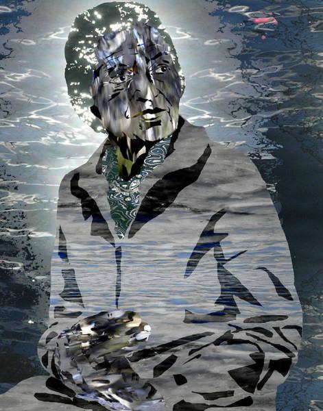Mlk Digital Art - Rosa Parks  by JG Whitney