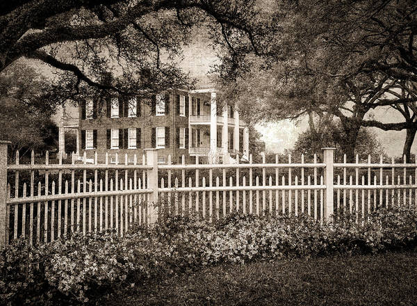 Photograph - Rosalie House by William Beuther