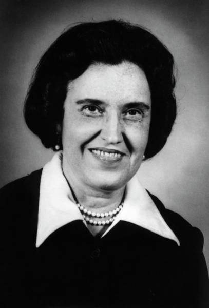 Nobel Wall Art - Photograph - Rosalyn Yalow by Emilio Segre Visual Archives/american Institute Of Physics