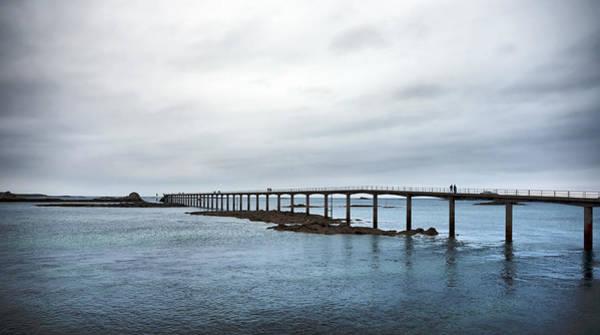 Photograph - Roscoff Bridge by Pier Giorgio Mariani
