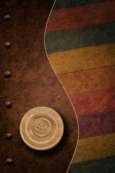 Wall Art - Photograph - Rose Button by Tom Mc Nemar