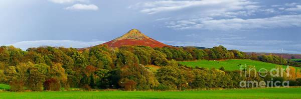 Roseberry Topping Yorkshire Moors Art Print