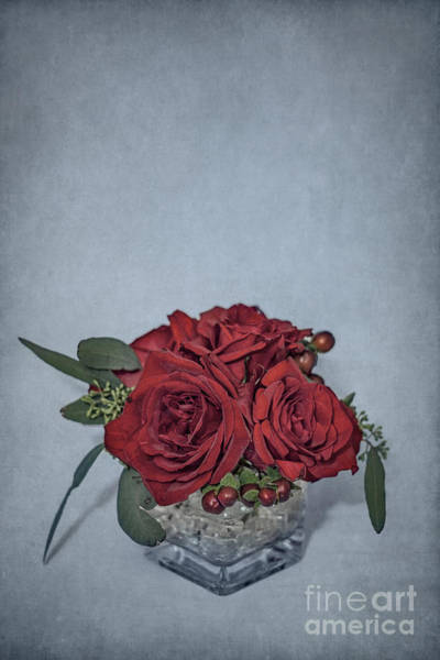 Wall Art - Photograph - Roses Are Red... by Evelina Kremsdorf