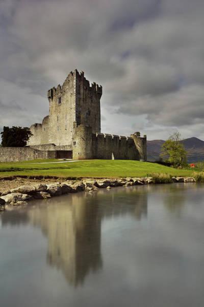 Killarney Photograph - Ross Castle, Killarney, Co Kerry by Michael Murphy Photography