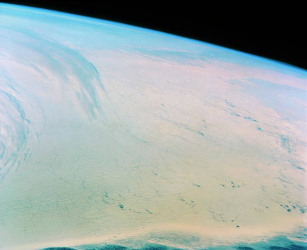 Ozone Layer Photograph - Ross Ice Shelf by Nasa/science Photo Library