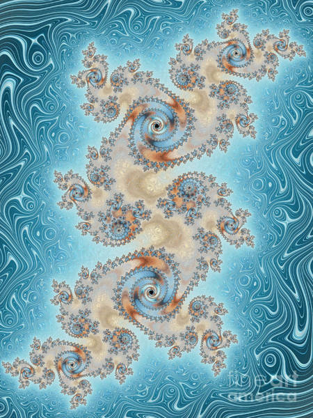 Wall Art - Digital Art - Rotation  by Heidi Smith