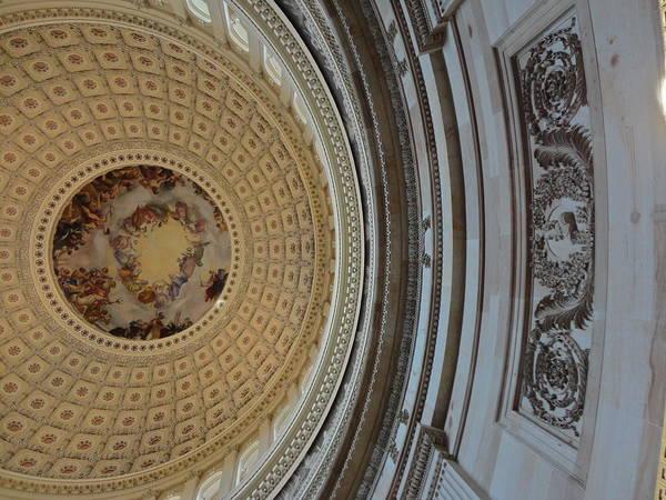 Wall Art - Photograph - Rotunda by Photolope Images