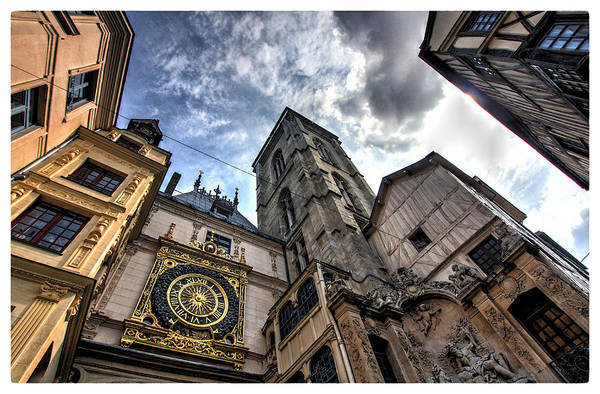 Photograph - Rouen by Piero Del Resto