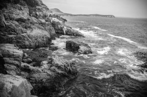 Photograph - Rough Coast by Kristopher Schoenleber