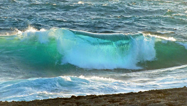 Photograph - Rough Waves 5 Offshore by Duane McCullough