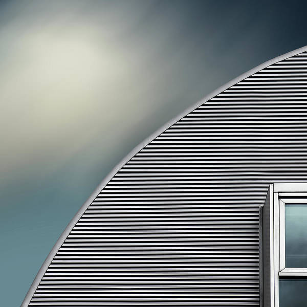 Wall Art - Photograph - Rounded Roof by Gilbert Claes