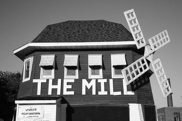Photograph - Route 66 - The Mill by Frank Romeo