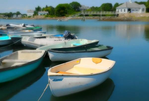 Wall Art - Photograph - Row Your Boat by Diana Angstadt