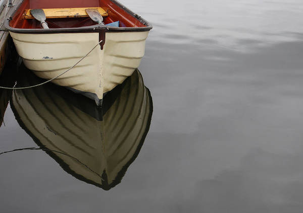 Photograph - Rowboat by Jani Freimann