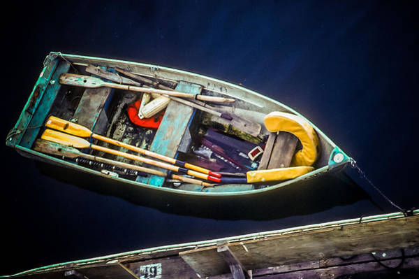 Photograph - Rowboat by Jim DeLillo