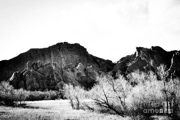 Photograph - Roxborough Terrain by Cheryl McClure