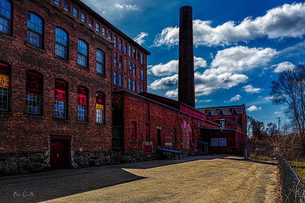 Photograph - Roy Hill Roy Continental Mill by Bob Orsillo