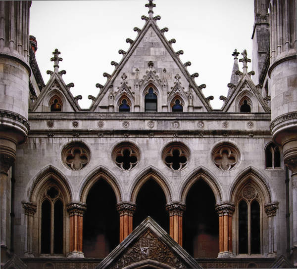 Photograph - Royal Courts Of Justice by Christi Kraft