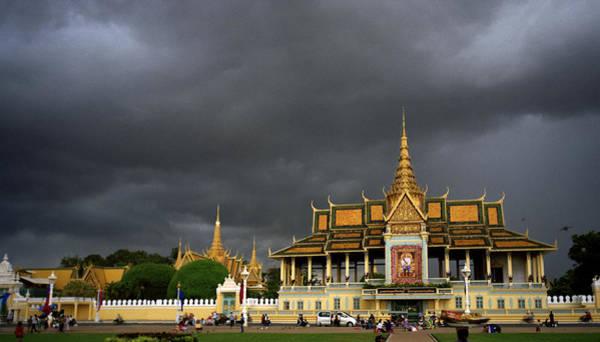 Photograph - Royal Palace Cambodia by Shaun Higson