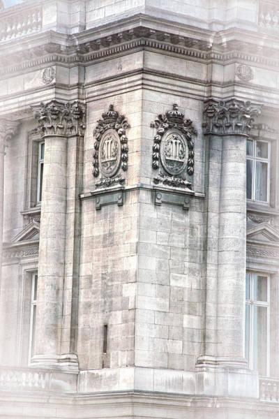 Photograph - Royal Palace Detail by Joan Carroll