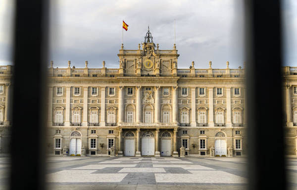 Photograph - Royal Palace by Pablo Lopez