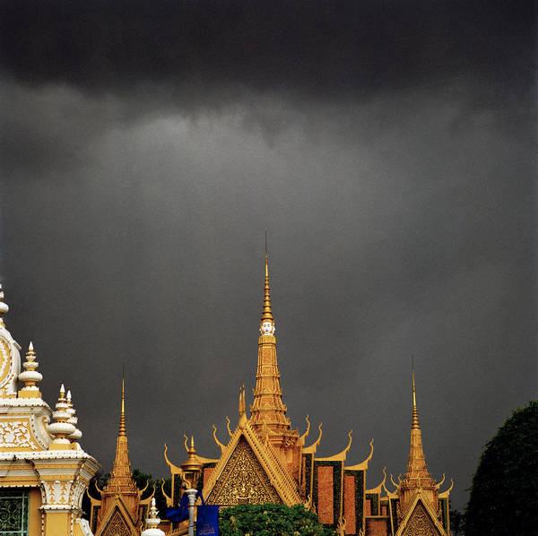 Photograph - Royal Palace Storm by Shaun Higson